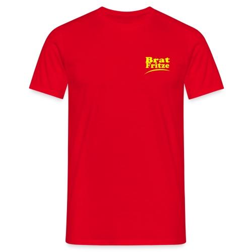 bratfritze - Männer T-Shirt