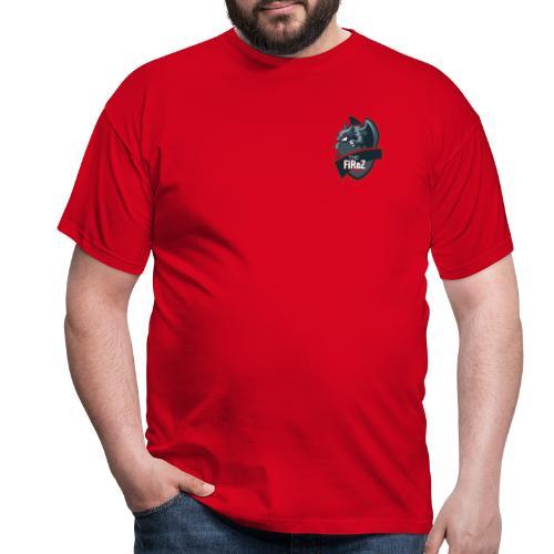 FiReZ logo - T-skjorte for menn