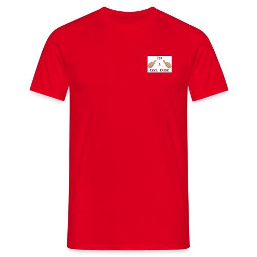 Cool bro - T-shirt herr