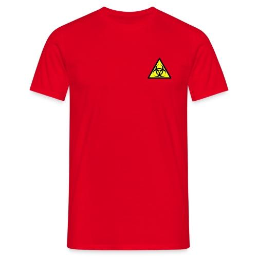 biohazard - Maglietta da uomo