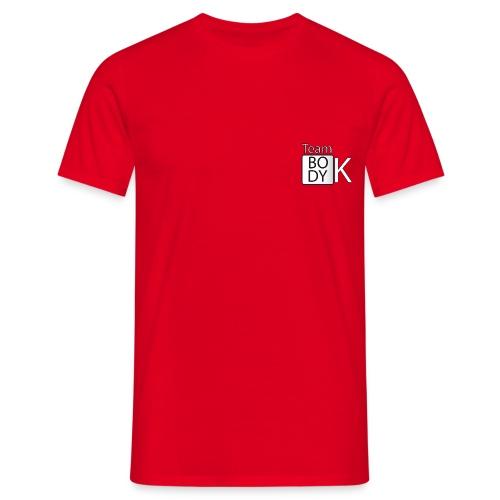 1-bodyk(relief) - T-shirt Homme