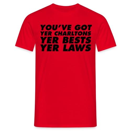 ManUnited - Men's T-Shirt