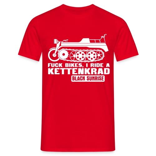 kettenkrad - Maglietta da uomo