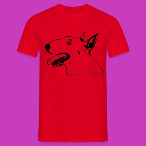 bullterrier - Männer T-Shirt