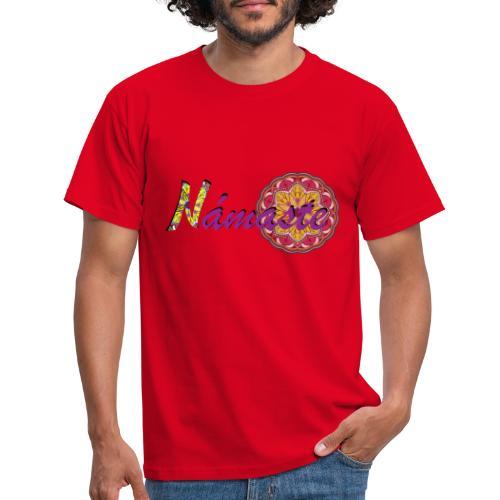 Namaste - Camiseta hombre