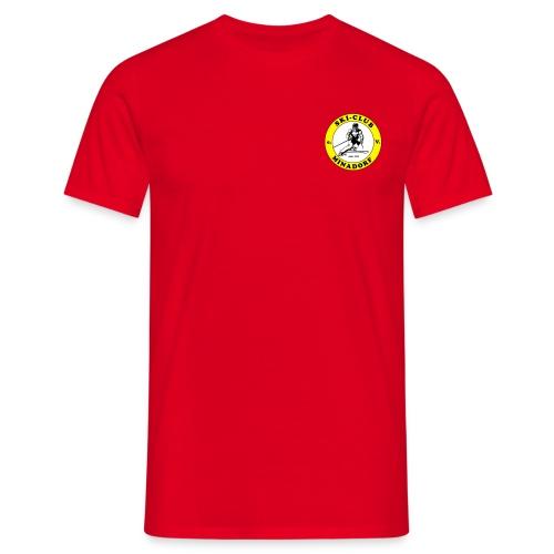 logo minadorf - Männer T-Shirt