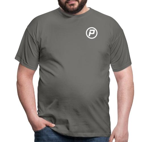 Polaroidz - Small Logo Crest   White - Men's T-Shirt