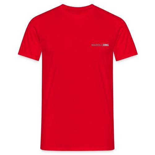logo 2012 ohne claim - Männer T-Shirt
