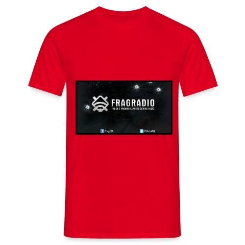 FragRadio Ltd - Men's T-Shirt