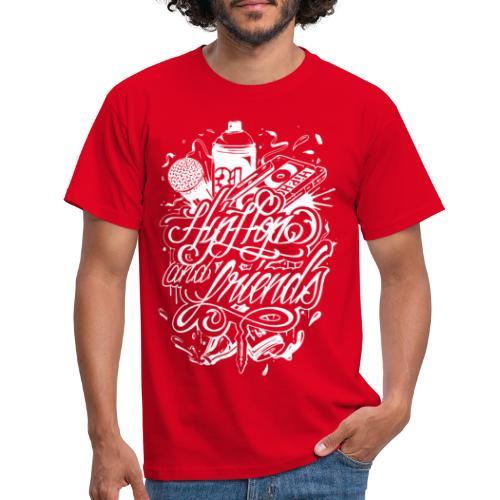 Hiphopnfriendss - T-shirt Homme
