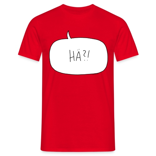 haeshirt - Männer T-Shirt