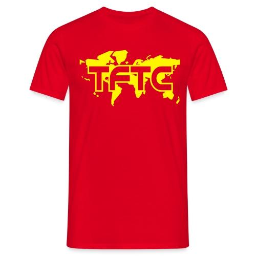 TFTC - 1color - 2011 - Männer T-Shirt