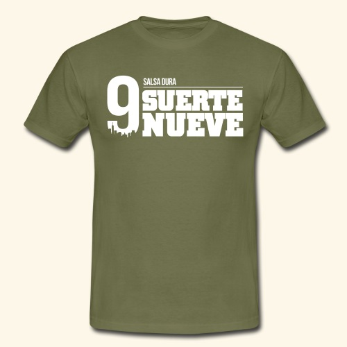 Logo Suerte - T-shirt Homme