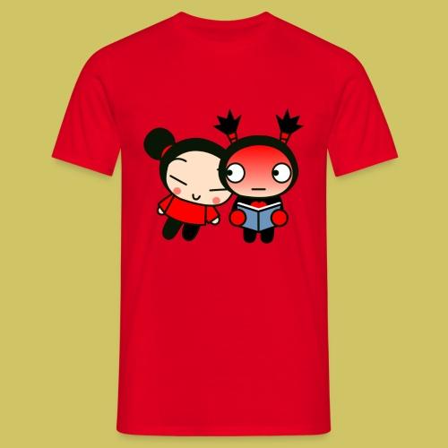 Pucca y Garu - Men's T-Shirt