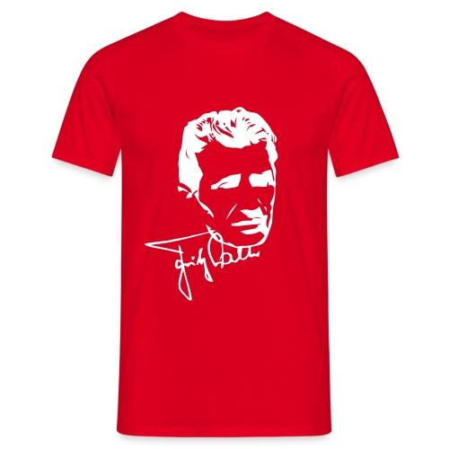 fritz walter - Männer T-Shirt