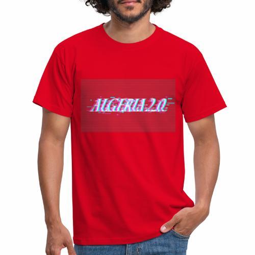 Algeria 2 0 - Männer T-Shirt
