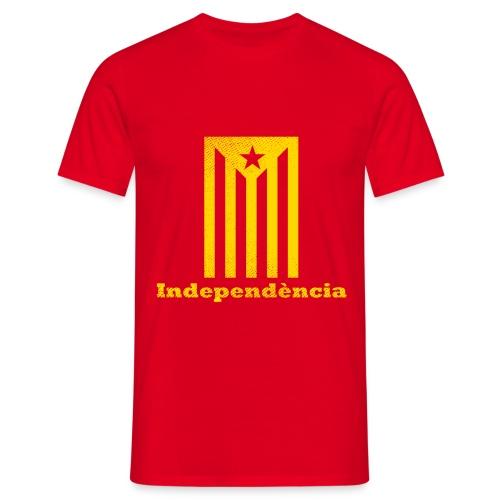 Independència - Camiseta hombre