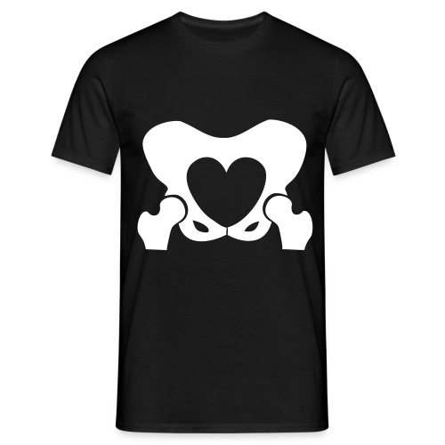 Love Your Hips Logo - Men's T-Shirt