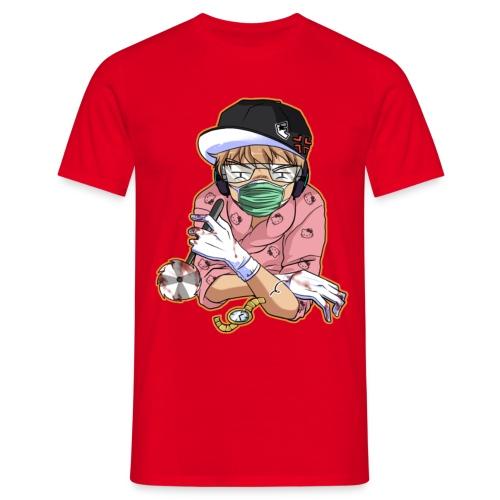 Kapuzenwurm SSLP by ShinaiShadow png - Männer T-Shirt