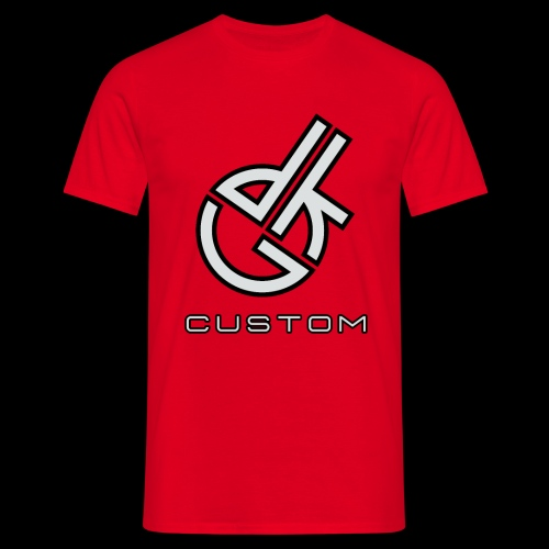 DKG Custom - Men's T-Shirt