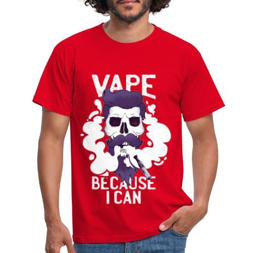 Vape - MOMO - Männer T-Shirt
