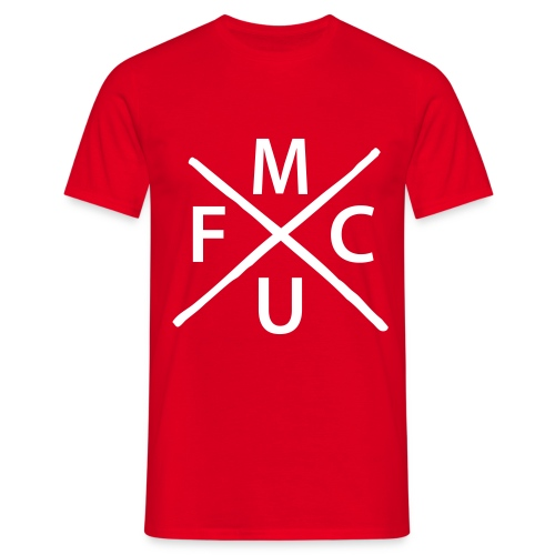 MUFC - Men's T-Shirt