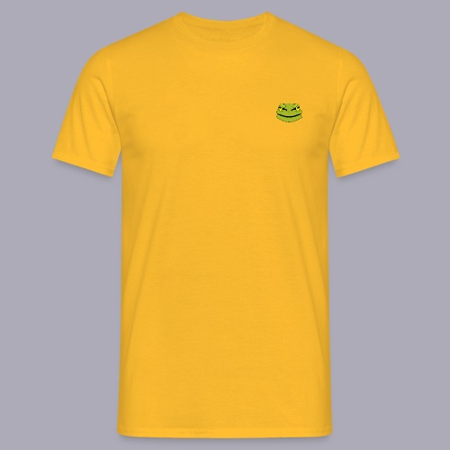 Frog Logo - Men's T-Shirt