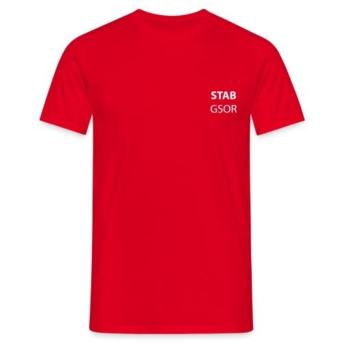 stab gsor - T-skjorte for menn