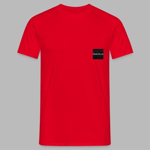 radiohits1 - T-shirt herr