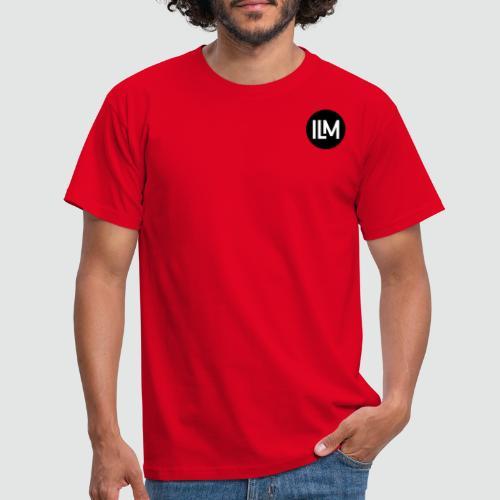 ILM Logo Kreis - Männer T-Shirt