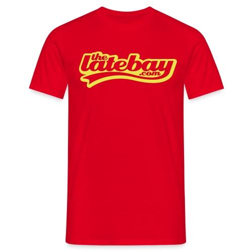 tlb tshirt01 type small 135mm width - Men's T-Shirt