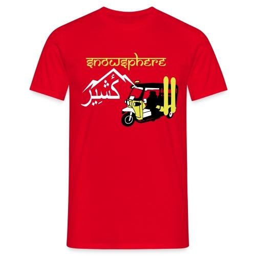 Ski Kashmir Tuk Tuk - Men's T-Shirt