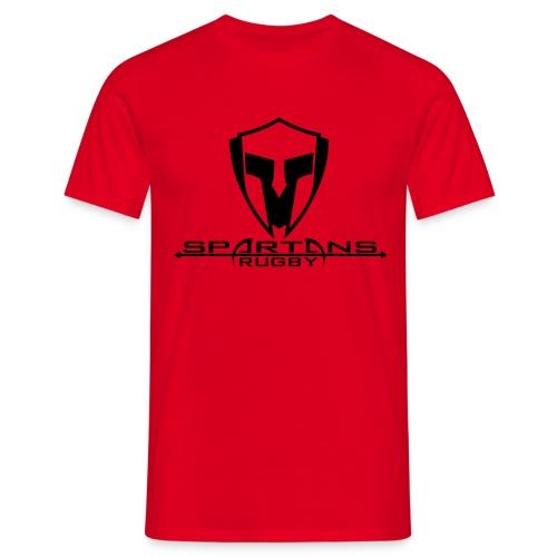 spartans logo neu - Männer T-Shirt