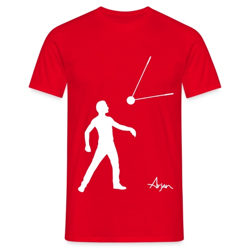 arjan dutch championships - Men's T-Shirt