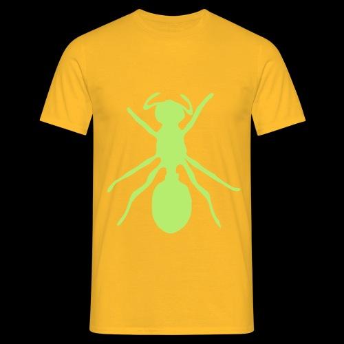 Toxic Ant - Männer T-Shirt
