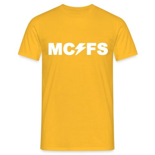 mcfs - Männer T-Shirt