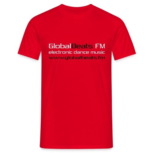 frontprint 3 - Männer T-Shirt