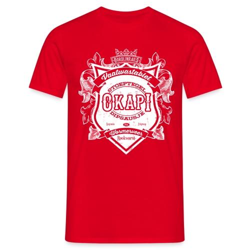 Okapi - Mannen T-shirt