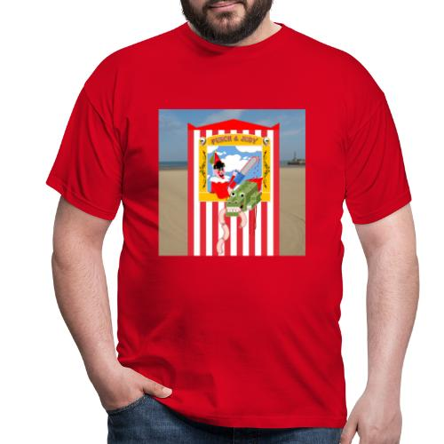Punch and Judy - Men's T-Shirt