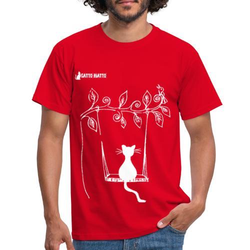ilGattoMatto - Maglietta da uomo
