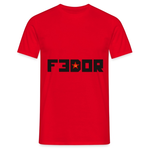 FEDOR - T-skjorte for menn