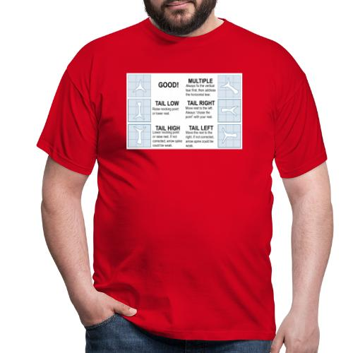 Papertune - T-shirt herr
