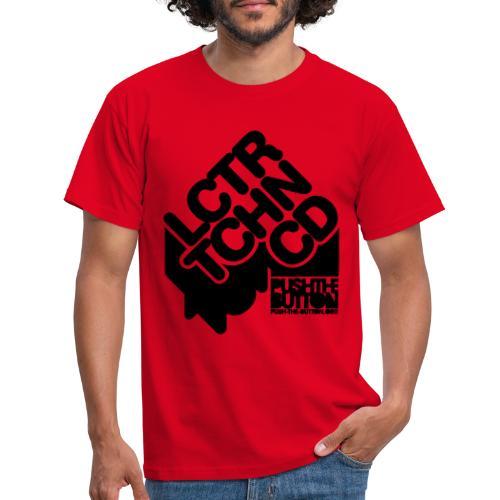 Electro - Men's T-Shirt