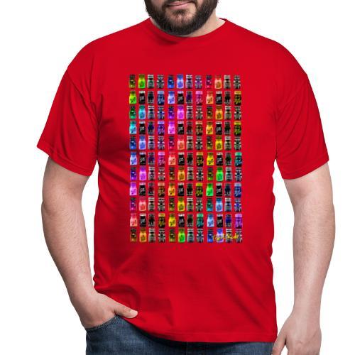 Gert.Rude´s Poppering - Männer T-Shirt