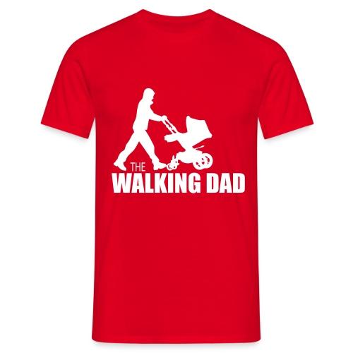 The Walking Dadp - Männer T-Shirt