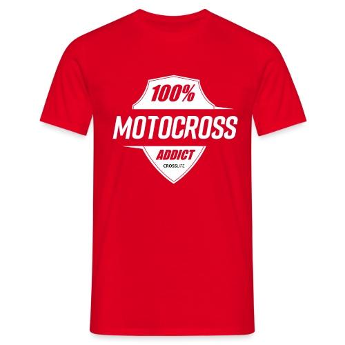 100% Motocross - T-shirt Homme