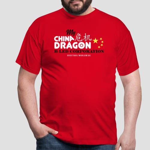 China Dragon B-LED Corporation Ghostbox Hörspiel - Männer T-Shirt