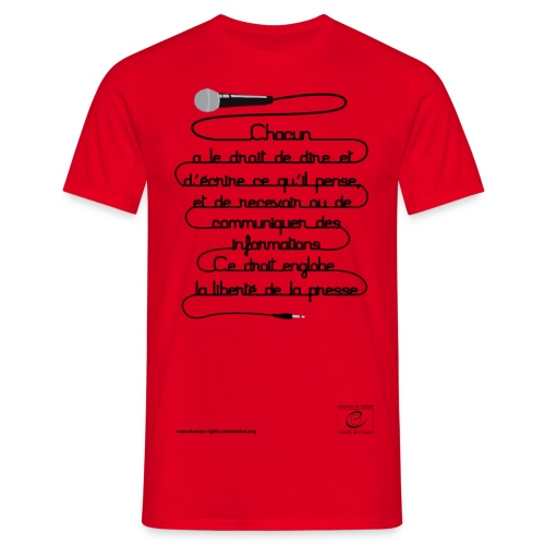 png franais11 - T-shirt Homme
