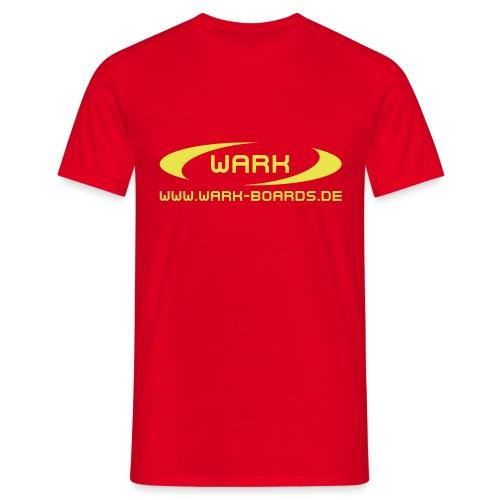 wark www - Männer T-Shirt
