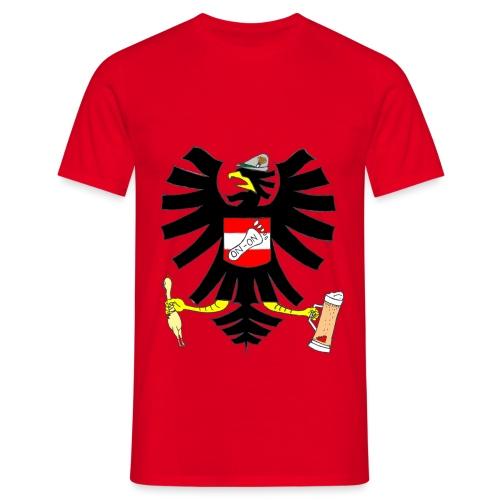 SH3 Logo draft 3 - Men's T-Shirt